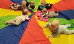 Babymotorik og efterfødselstræning fra 8 uger