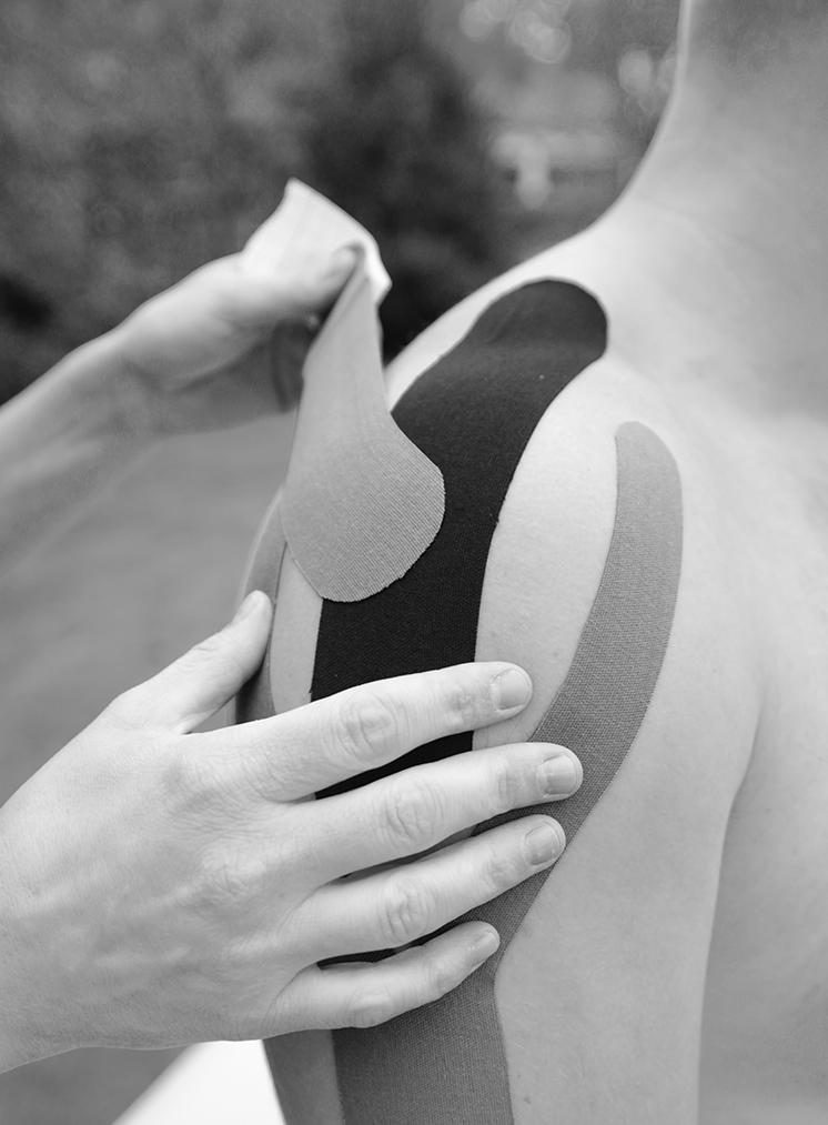 Kinesiotape og fysioterapi