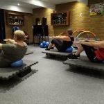 Flad mave og Stærk ryg